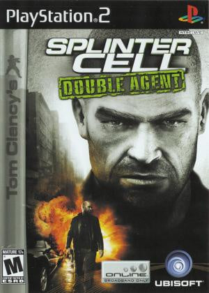 Splinter Cell Double Agent - PS2 (Pre-owned)
