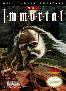 Immortal - NES (Pre-owned)