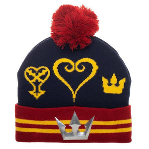 Kingdom Hearts Pom Beanie