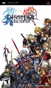 Dissidia Final Fantasy - PSP (Pre-owned)
