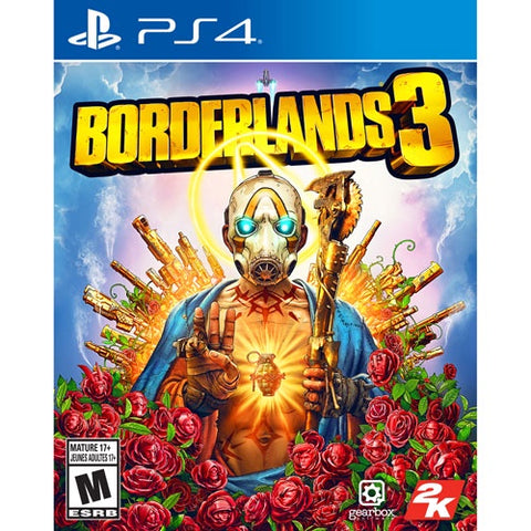 Borderlands 3 - PS4 (Pre-owned)