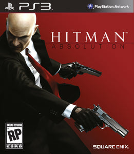 Hitman Absolution - PS3 (Pre-owned)