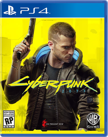 [Pre-Order] Cyberpunk 2077 (ETA: September 17th, 2020) - PS4