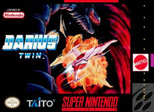 Darius Twin - SNES (Pre-owned)