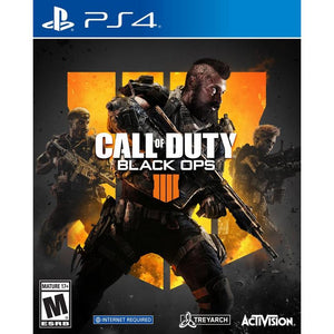 Call of Duty: Black Ops 4 - PS4 (Pre-owned)