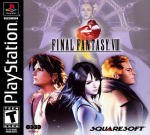 (BL) Final Fantasy VIII - PS1 (Pre-owned)