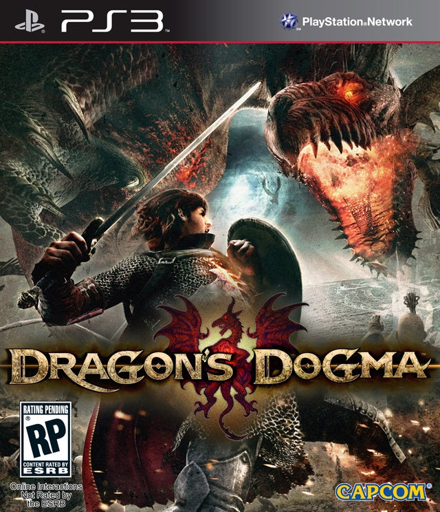 Dragons Dogma - PS3 (Pre-owned)