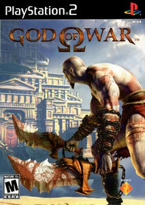 God of War - PS2 (Pre-owned)
