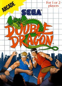 Double Dragon - SMS (Pre-owned)
