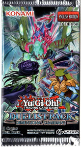 Yu-Gi-Oh! Duelist Pack Dimensional Guardians Booster Pack