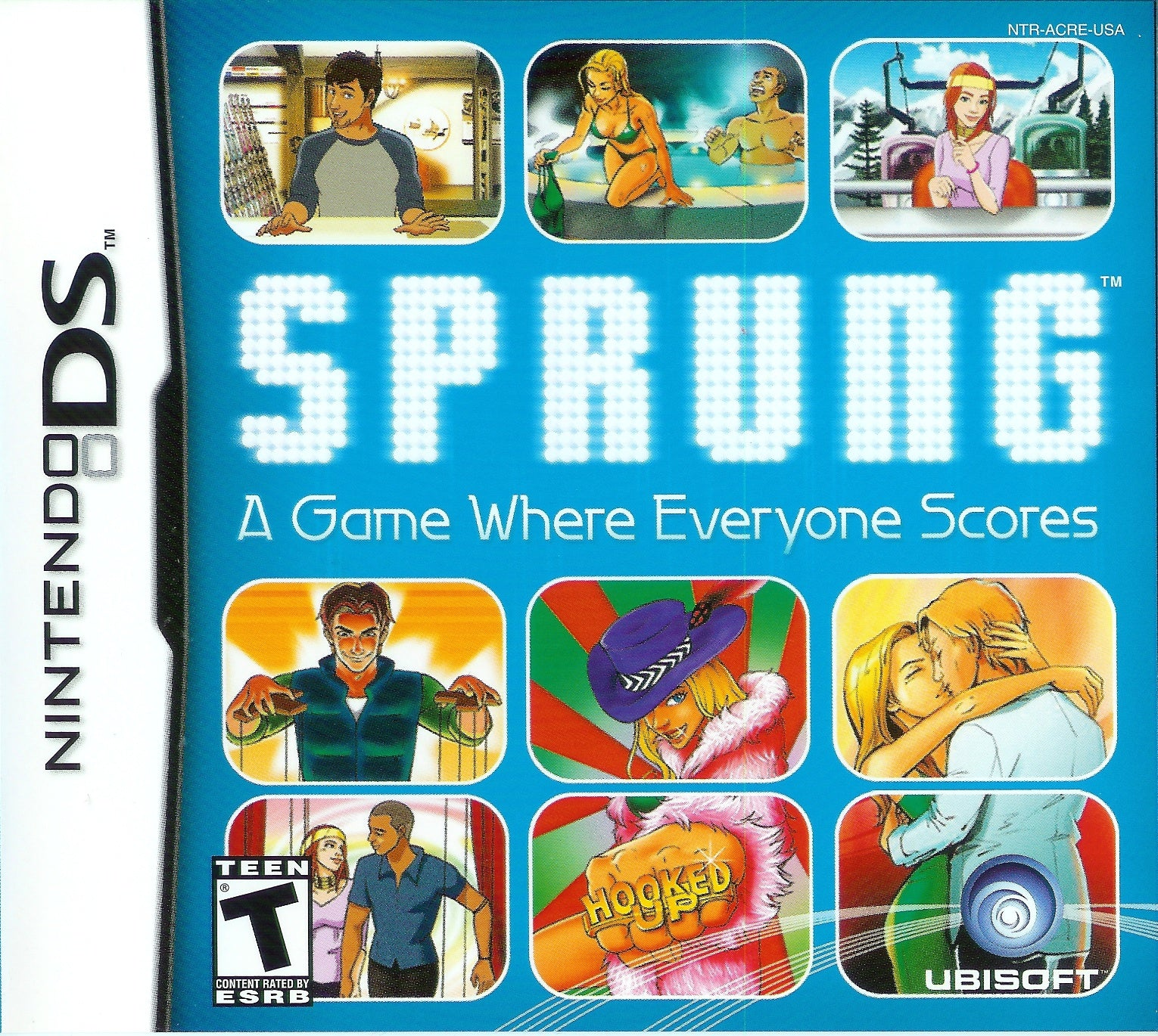 Sprung - DS (Pre-owned)