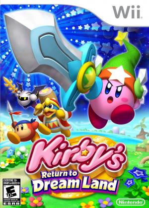 Kirby's Return to Dream Land - Wii (Pre-owned)