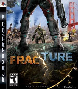 Fracture - PS3 (Pre-owned)