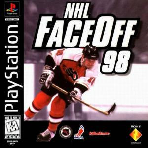 NHL Faceoff 98 - PS1 (Pre-owned)