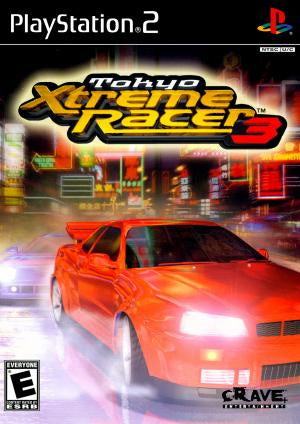 Tokyo Xtreme Racer 3 - PS2 (Pre-owned)