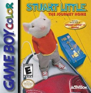 Stuart Little Journey Home - GBC (Pre-owned)