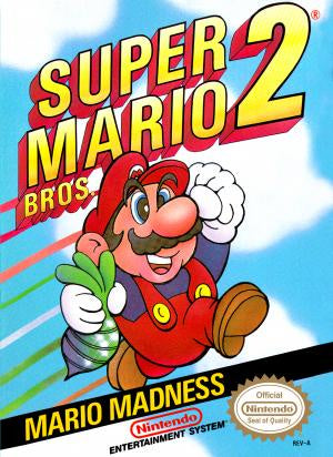 Super Mario Bros 2 - NES (Pre-owned)