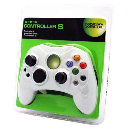 CTRL CONTROLLER WIRED S TYPE WHITE [TTX TECH] XBOX