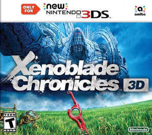 Xenoblade Chronicles 3D - 3DS (Pre-owned)