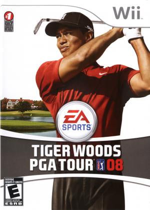 Tiger Woods PGA Tour 08 - Wii (Pre-owned)