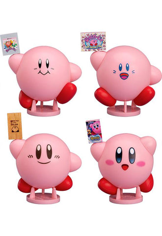 Kirby GOOD SMILE COMPANY Kirby Collectible Figures 02