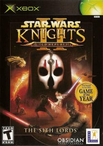 Star Wars Knights of The Old Republic 2 (KOTOR) - Xbox (Pre-owned)