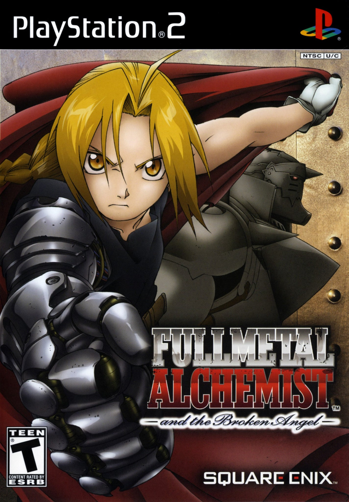 Fullmetal Alchemist and the Broken Angel - PS2 (Pre-owned)