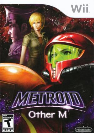 Metroid: Other M - Wii (Pre-owned)