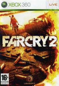 Far Cry 2 - Xbox 360 (Pre-owned)
