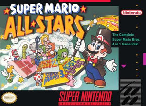 Super Mario All-Stars - SNES (Pre-owned)