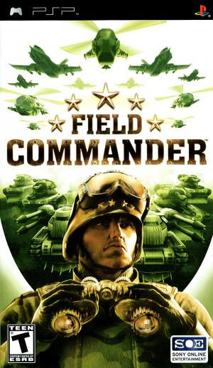 Field Commander - PSP (Pre-owned)