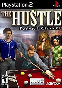 The Hustle Detroit Streets - PS2 (Pre-owned)
