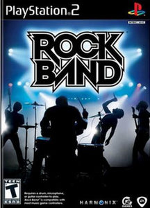 Rock Band - PS2 (Pre-owned)