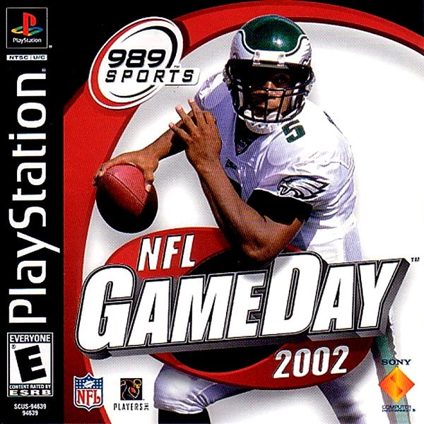 NFL GameDay 2002 - PS1 (Pre-owned)