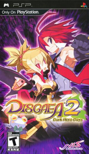 Disgaea 2: Dark Hero Days - PSP (Pre-owned)
