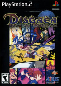 Disgaea Hour of Darkness - PS2 (Pre-owned)