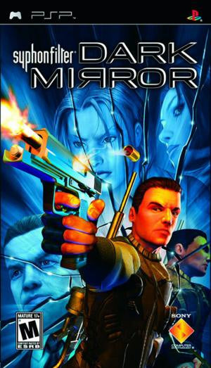 Syphon Filter Dark Mirror - PSP (Pre-owned)