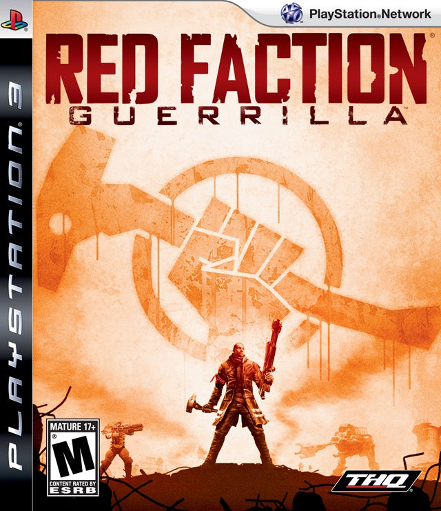Red Faction: Guerrilla - PS3 (Pre-owned)