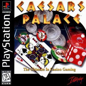 Caesar's Palace - PS1 (Pre-owned)