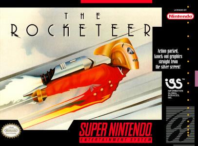 The Rocketeer - SNES (Pre-owned)