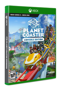 Planet Coaster: Console Edition - Xbox Series X