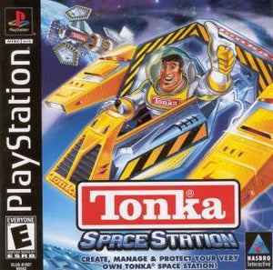 Tonka Space Station - PS1 (Pre-owned)