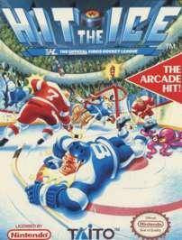 Hit the Ice (Reproduction) - NES (Pre-owned)