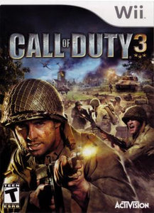 Call of Duty 3 - Wii (Pre-owned)