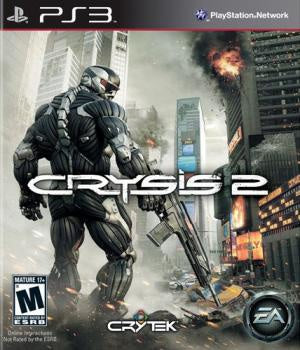Crysis 2 - PS3 (Pre-owned)