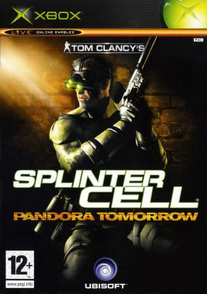 Splinter Cell Pandora Tomorrow - Xbox (Pre-owned)