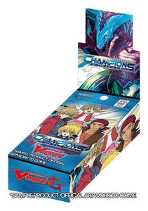 Champions of The Asia Circuit Booster Box