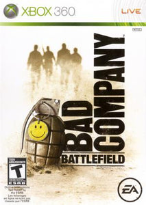 Battlefield Bad Company - Xbox 360 (Pre-owned)