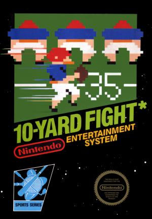 10-Yard Fight - NES (Pre-owned)