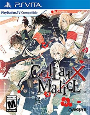 Collar X Malice - PS Vita (Pre-owned)